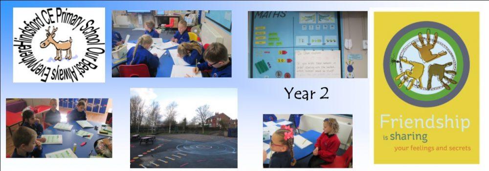 Year 2 Blog